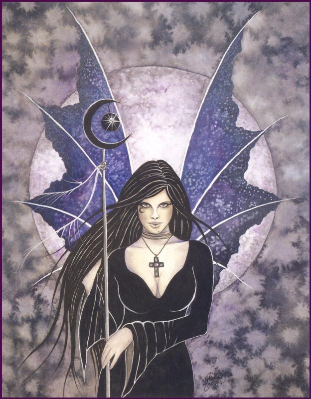 Джессика Галбрет. Готическая фея