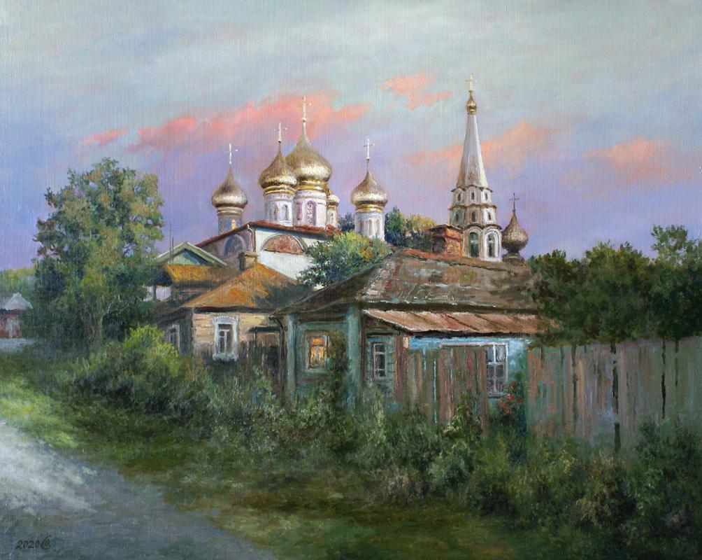 Сергей Владимирович Дорофеев. Holy Russia
