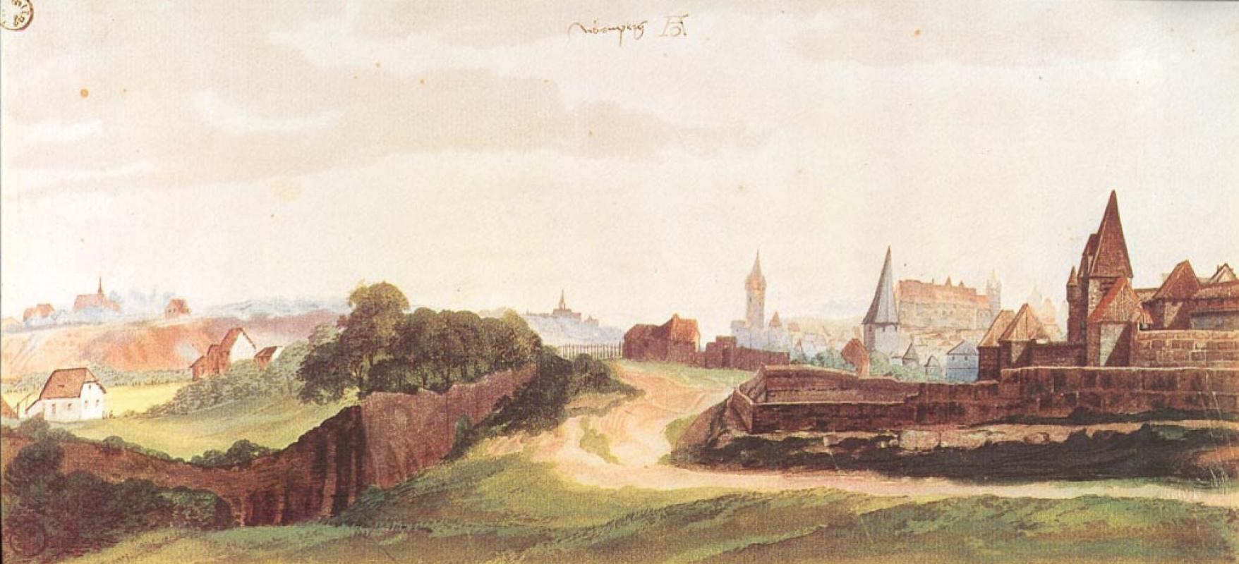 Albrecht Dürer. Nuremberg