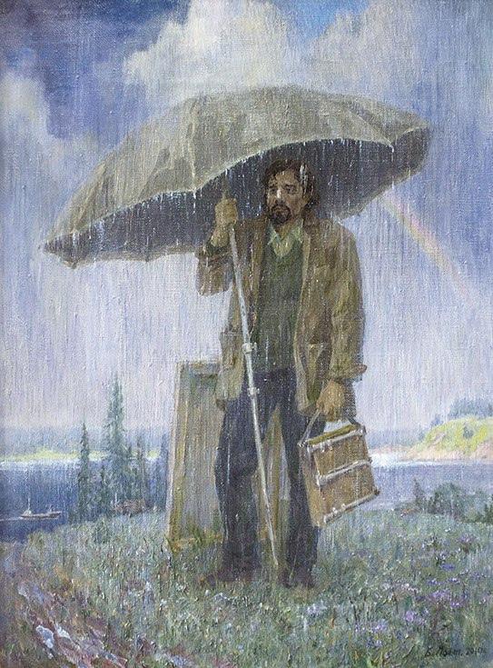 Boris Anatolyevich Postnikov. Over Kama