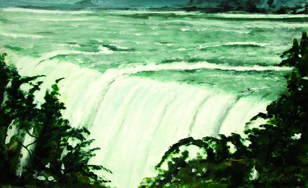 Robert Hettich. Niagara