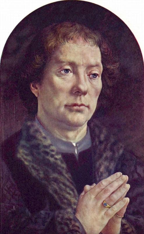 Портрет канцлера Жана Каронделе