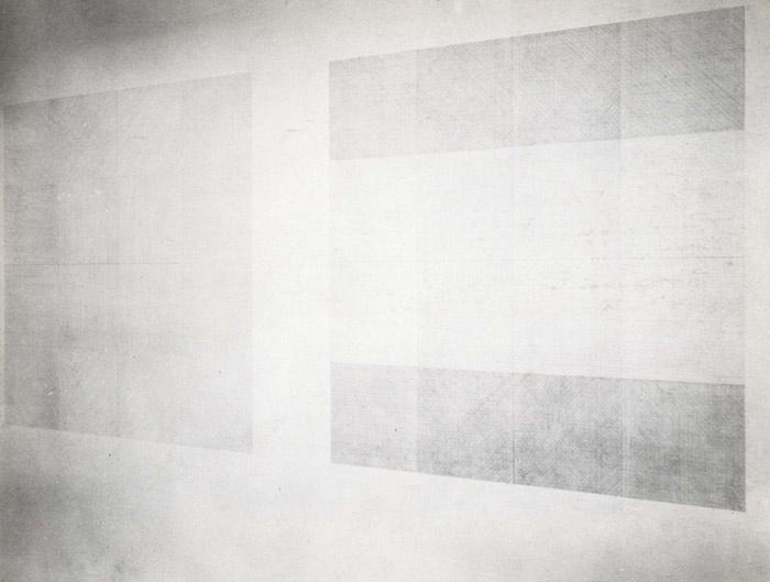 Сол Левитт. Рисунок на стене No.1