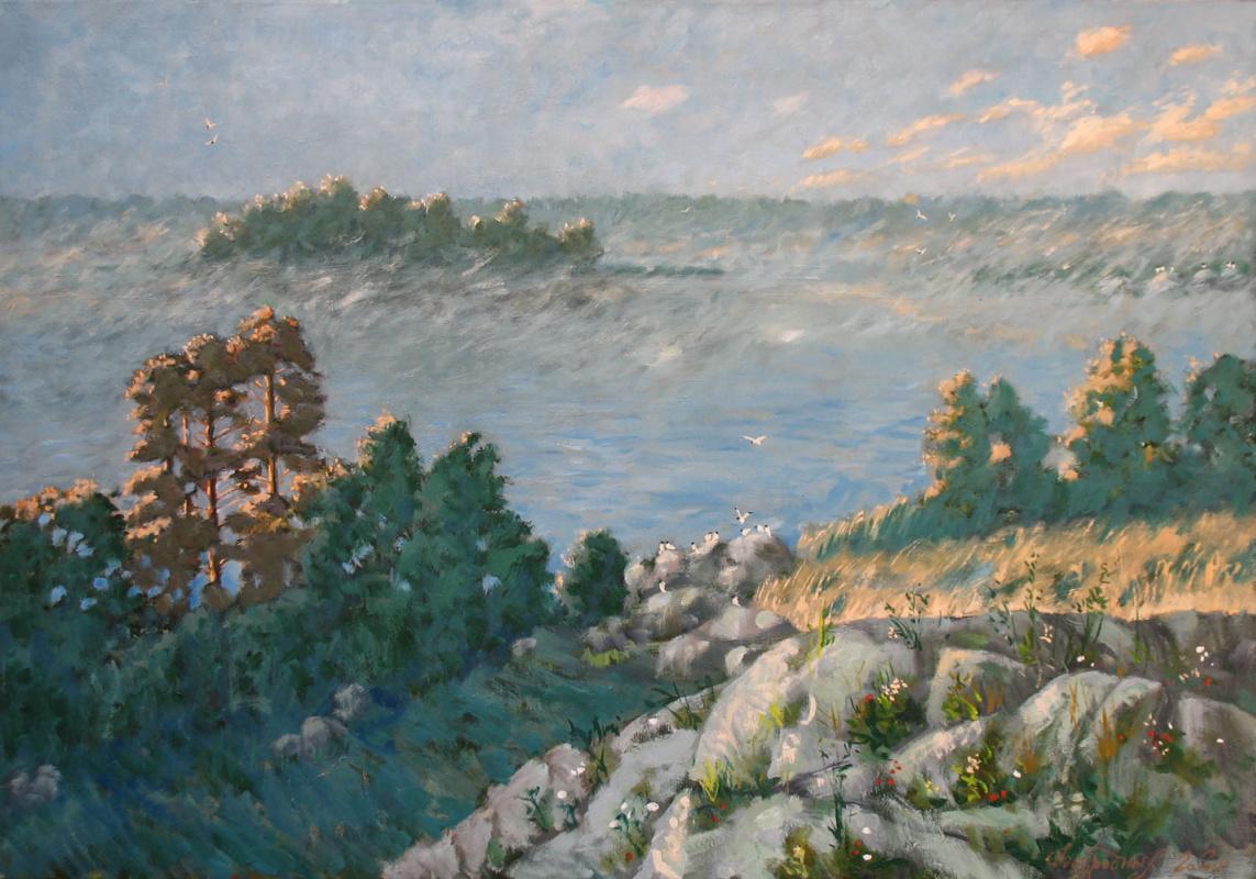 Alexander Nikolaevich Bezrodny. Early morning