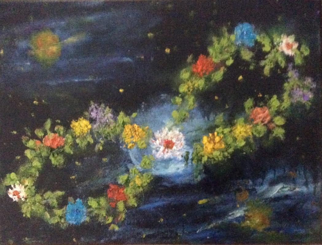 Rita Arkadievna Beckman. Lemniscata. Infinity of the Universe, Love and Beauty