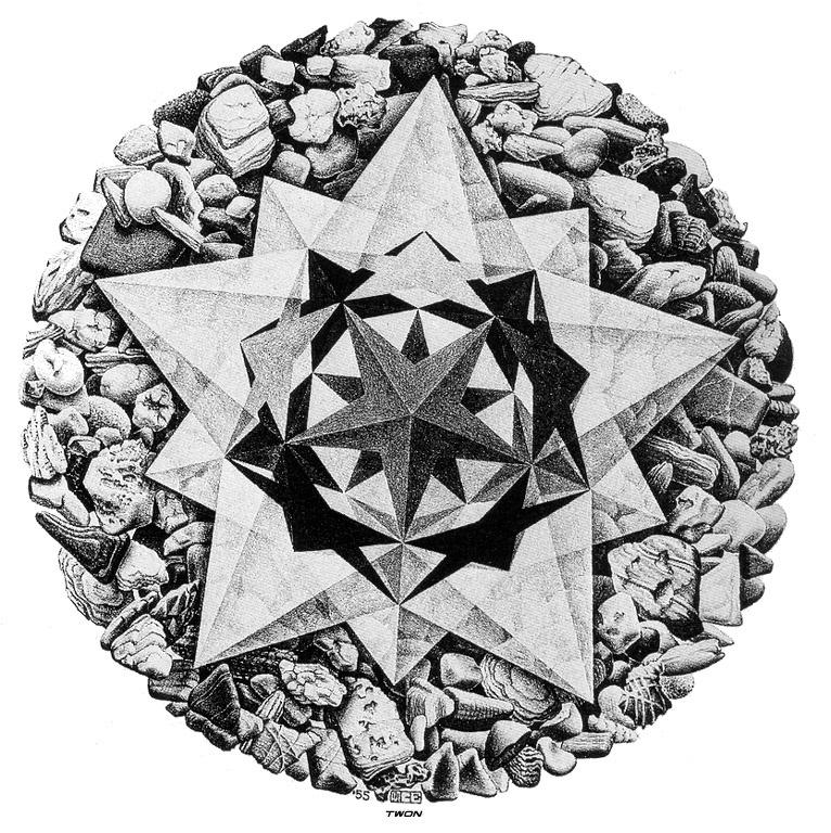 Мауриц Корнелис Эшер. Звезда