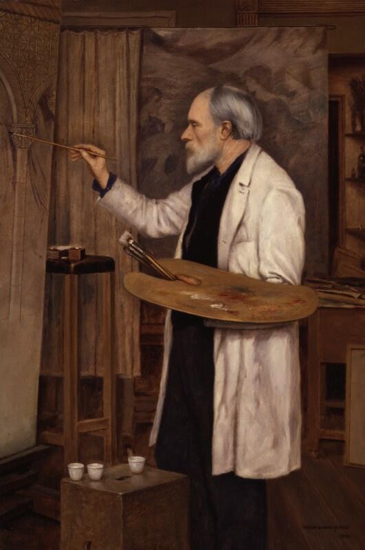 Philip Burne-Jones. Sir Edward Burne-Jones