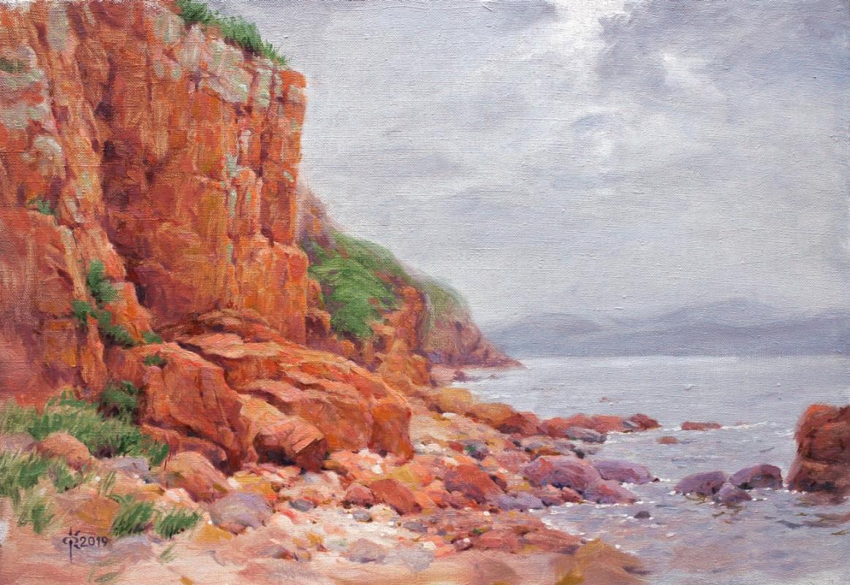 Konstantin Fedoseev. Rock