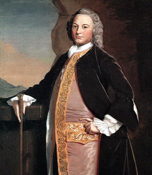 Портрет Уильяма