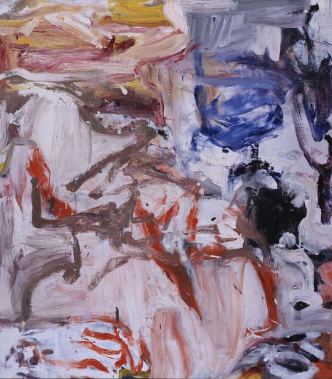 Willem de Kuning. Untitled XX