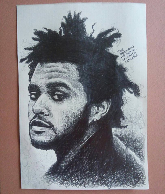 Dauren Tasbolatov. The Weeknd