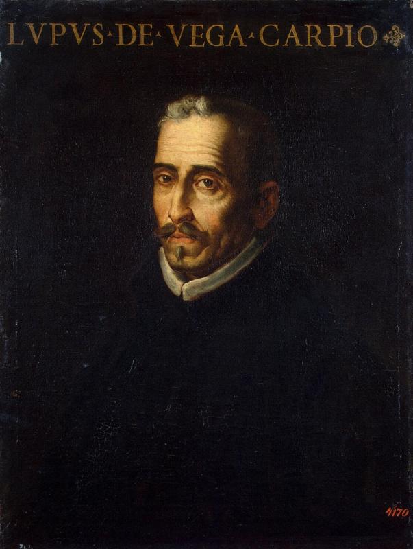 Луис Тристан де Эскамилья. Портрет Лопе де Веги