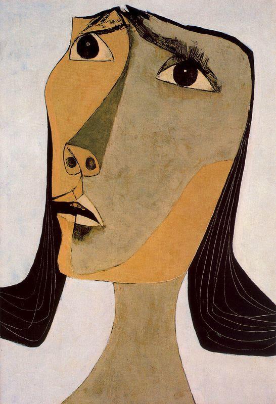 Освальдо Гуаясамин. Портрет 33