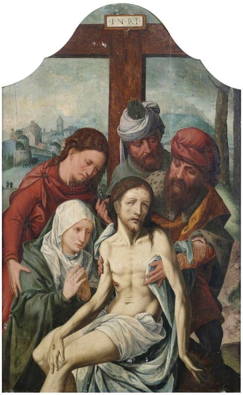 Ян Мандейн. Снятие с креста