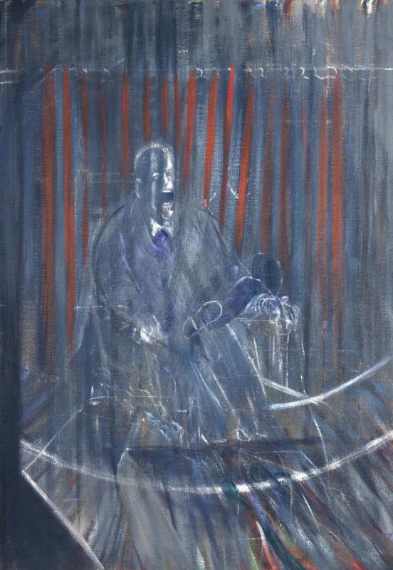 Francis Bacon. Essay on the motives Velasquez