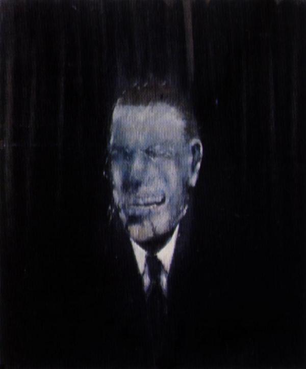 Фрэнсис Бэкон. Три этюда слева человеческая голова