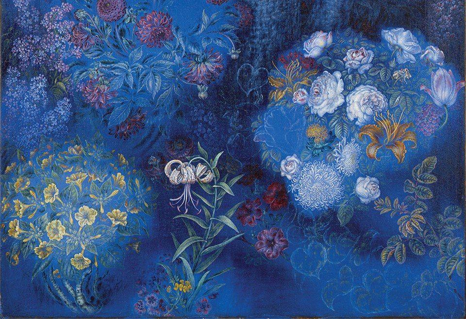 Kateryna Vasylivna Bilokur. Flowers