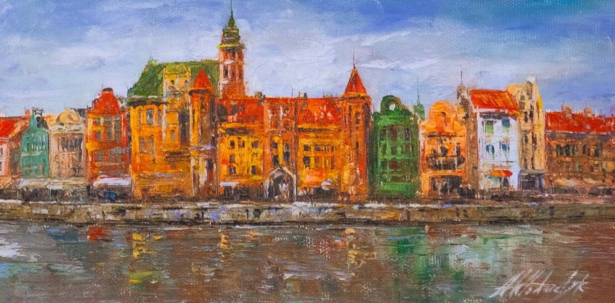 Andrzej Vlodarczyk. Traveling in Old Europe