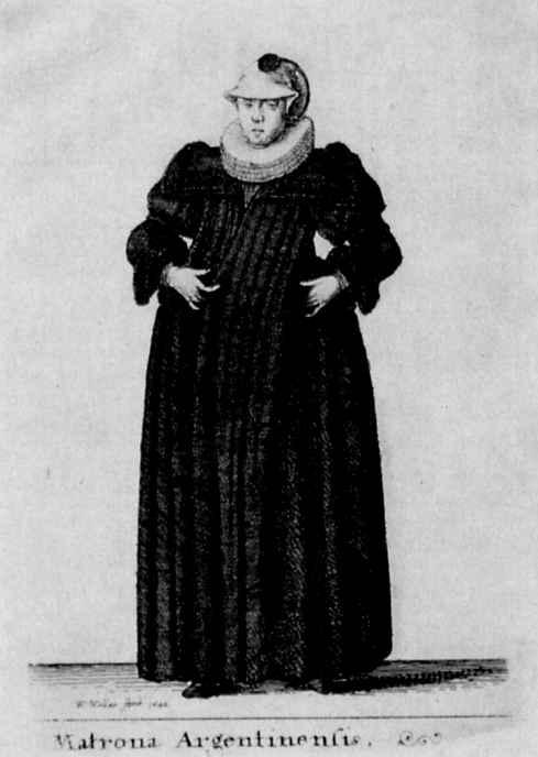 Венцель Холлар. Театр женщин