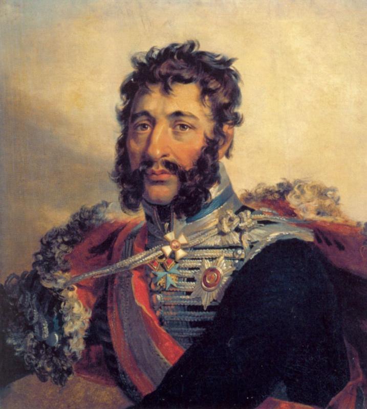 Портрет Я.П. Кульнева