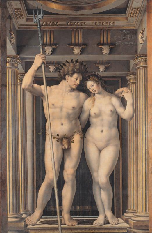 Нептун и Амфитрита