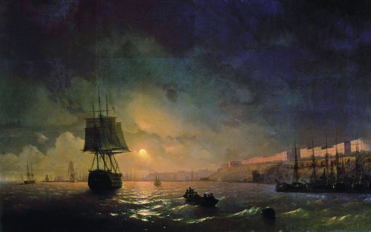 The russian museum plans to send 33 well-known works by the legendary painter ivan aivazovsky to moscow