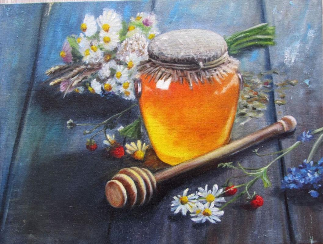 Tatiana Borisovna Gritsova. Amber honey