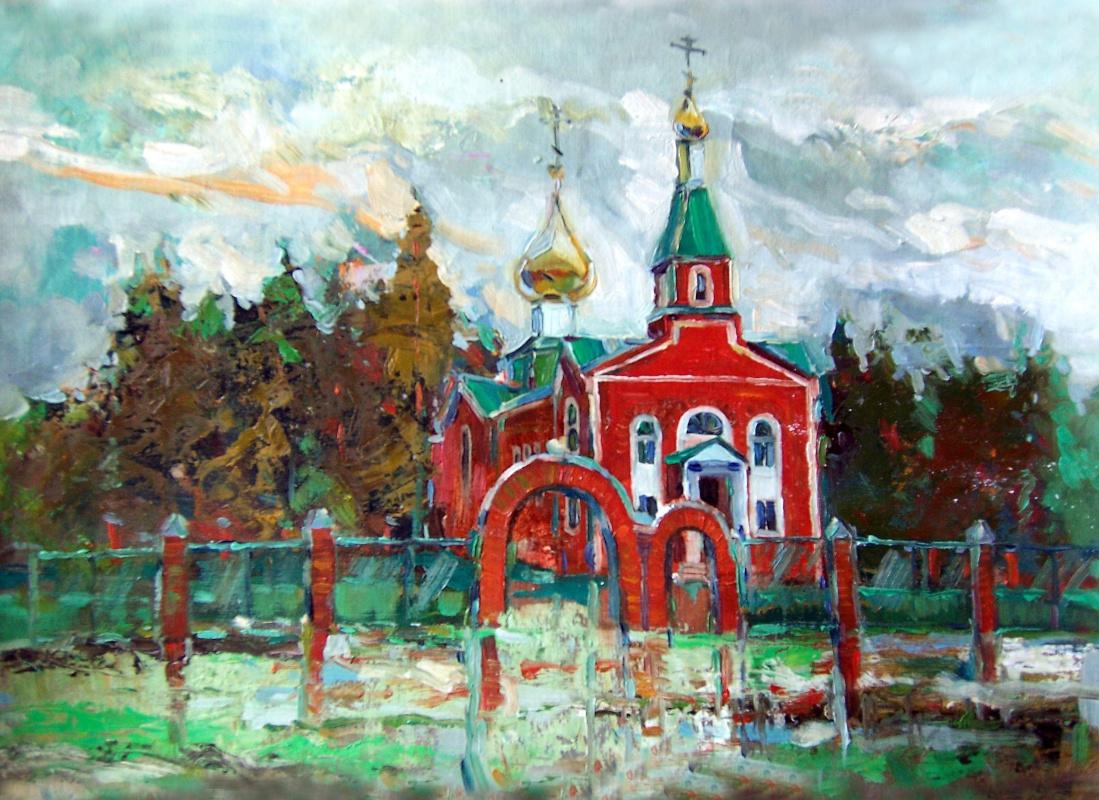 Vitaliy Nikolaev. Light