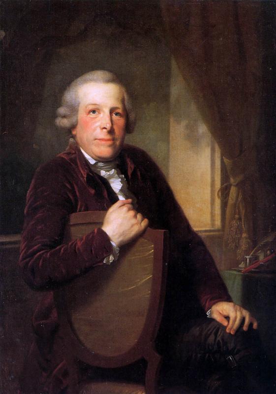 Иоганн Фридрих Август Тишбеин. Йоханнес Люблинк II