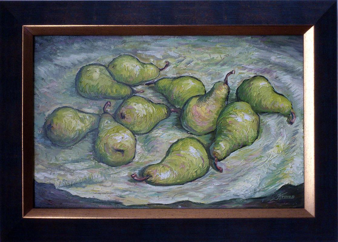 Merab Vasoevich Kochiev. Green pears