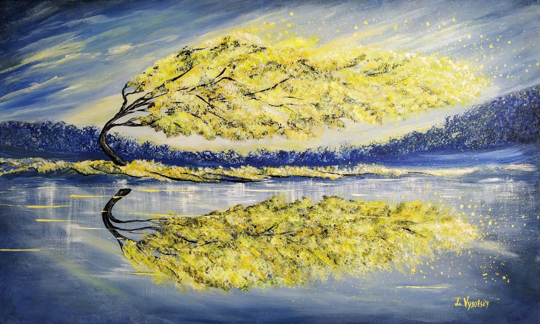 Leda Vysotsky. Reflection