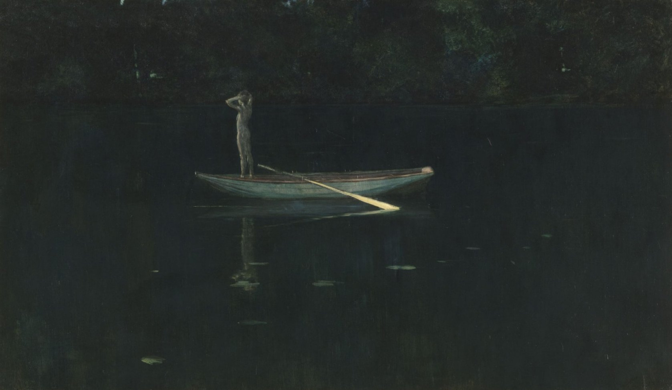 Thomas Alexander Harrison. Loneliness