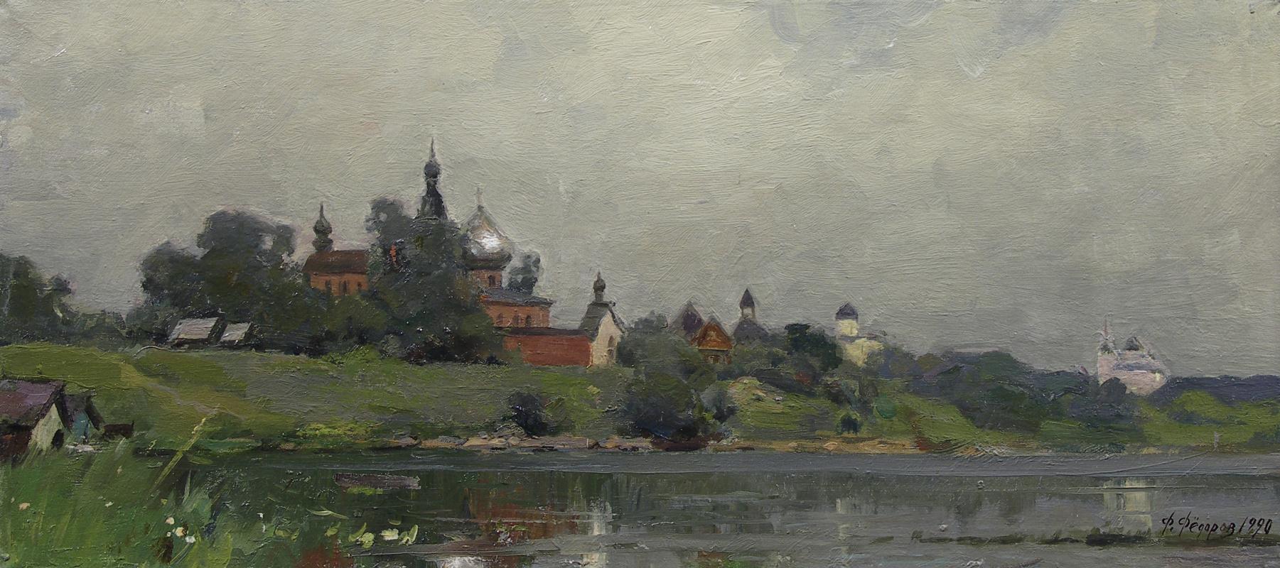 Фёдор Борисович Фёдоров. Old Lpdoga