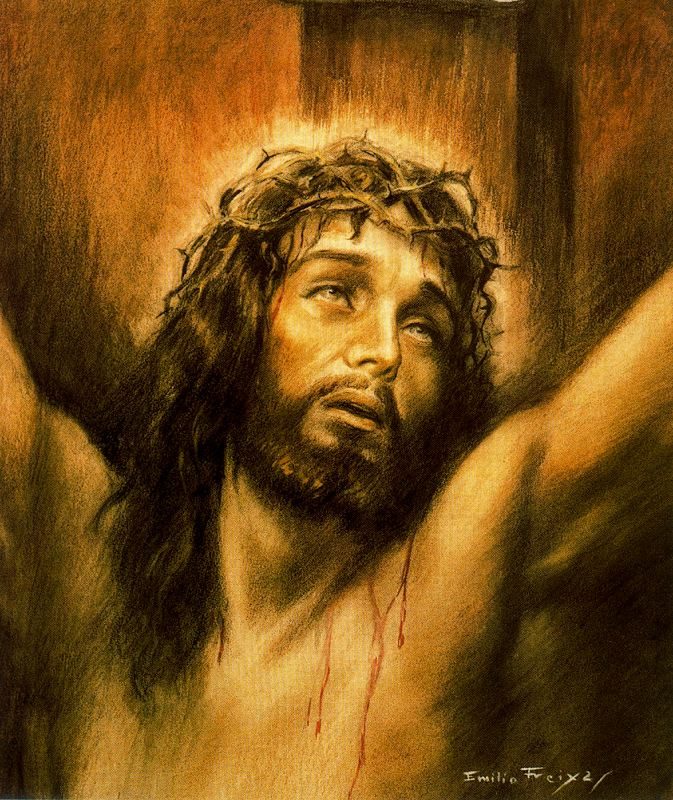 Эмилио Фрейхас. Иисус