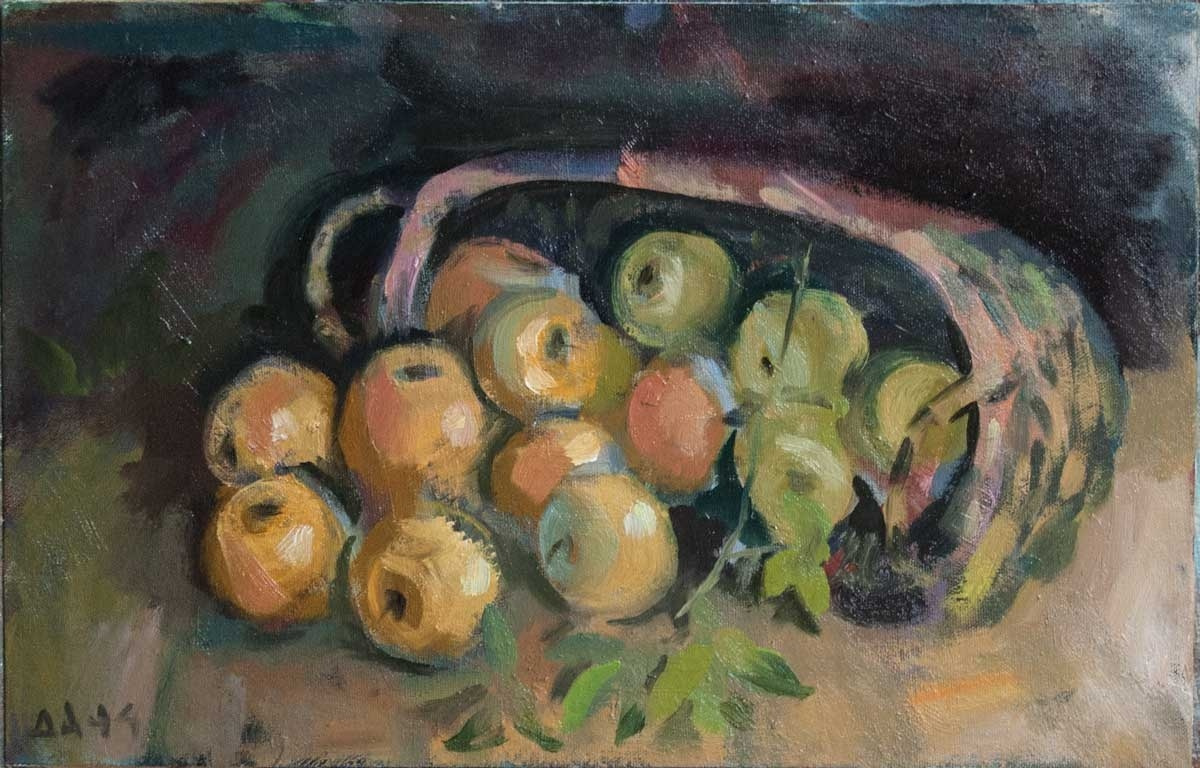 "Alexey Nikolaevich Dovgan. ""Apples"""