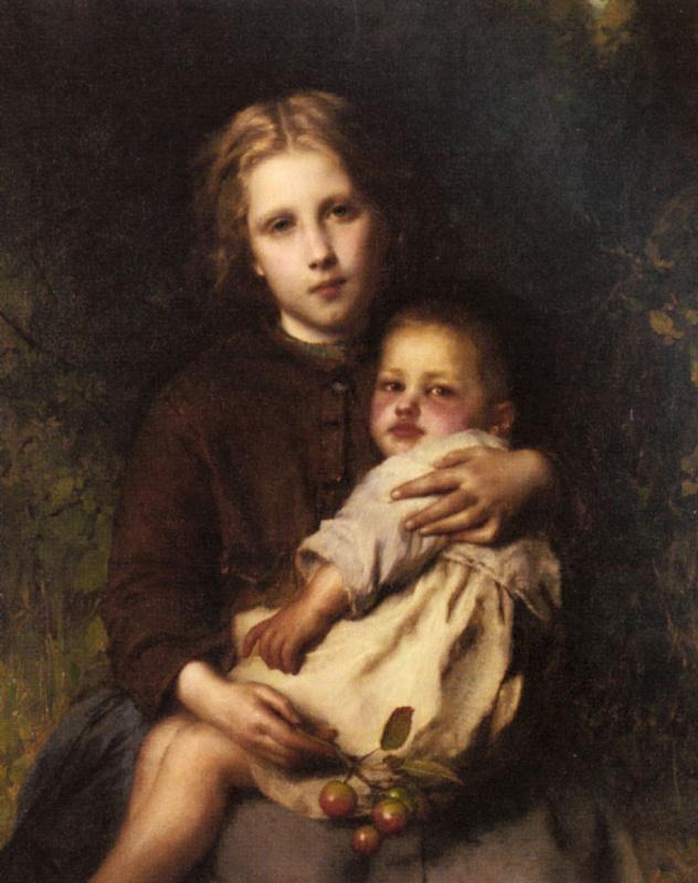 Этьен Адольф Пиот. Любовь сестры