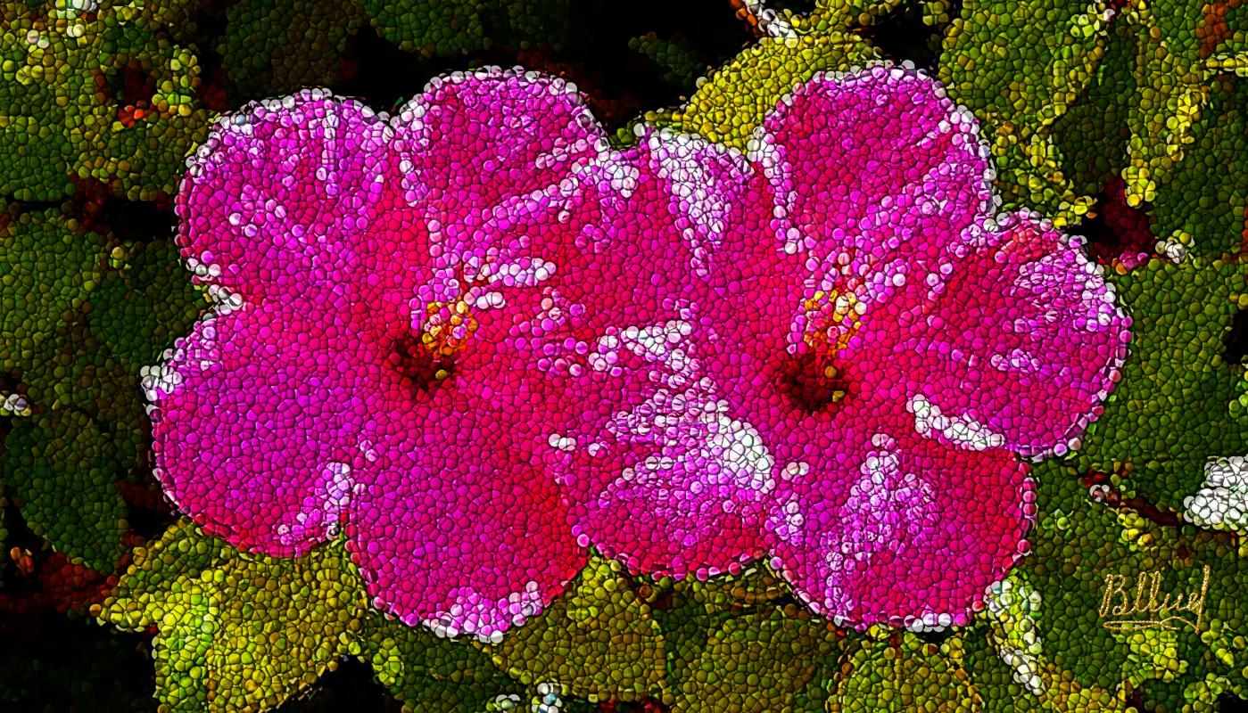 Vasiliy Mishchenko. Flowers 0114