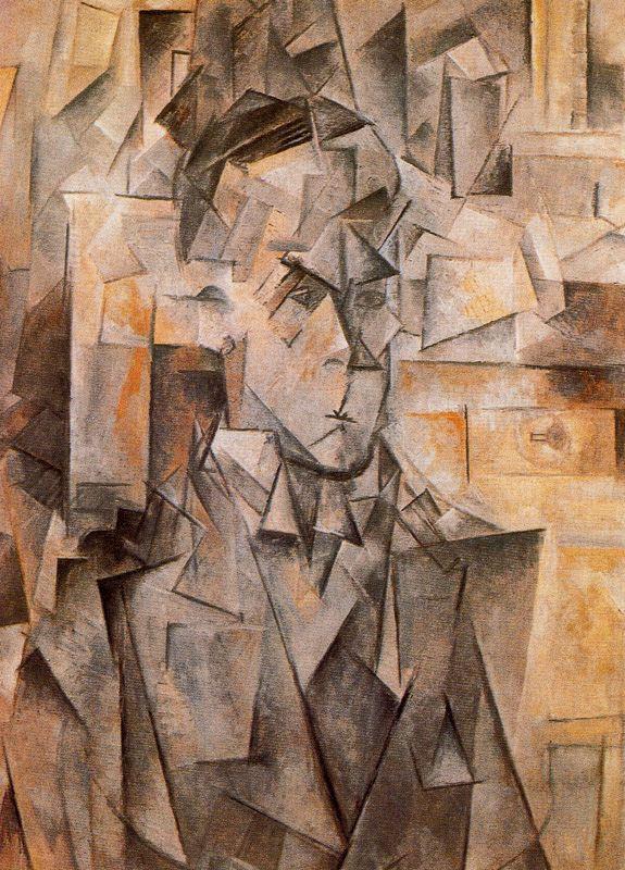 Пабло Пикассо. Портрет Вильгельма Уде