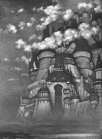 Сидней Герберт Сим. Замок