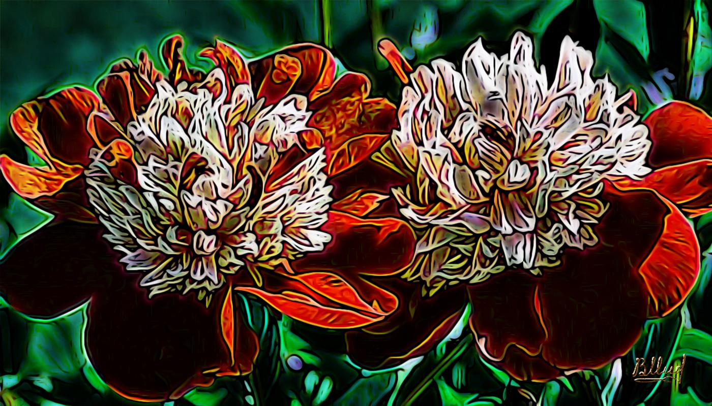 Vasiliy Mishchenko. Flowers 015