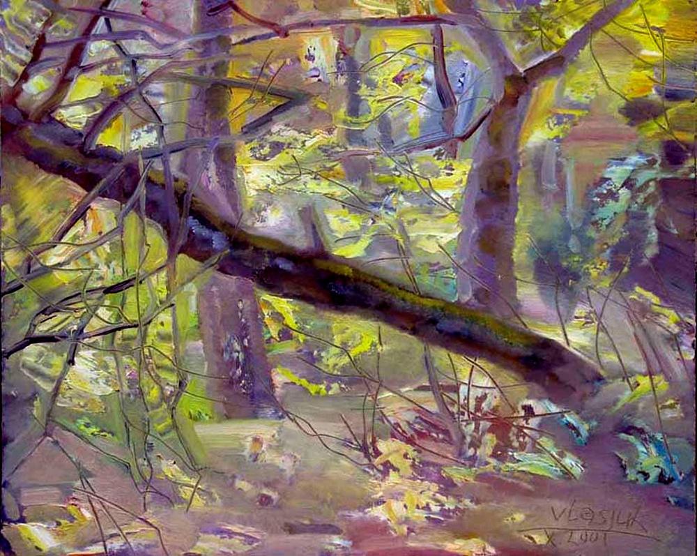 Alexander Ivanovich Vlasyuk. 261-2001 ...autumn...