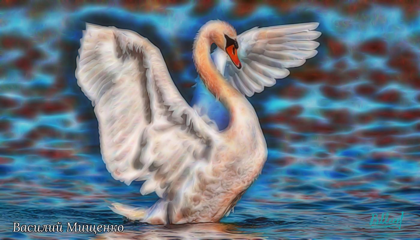 Vasiliy Mishchenko. Birds 016