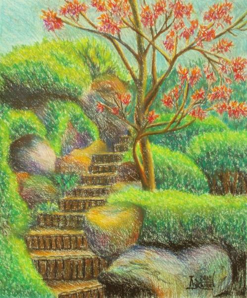 Larissa Lukaneva. Ladder