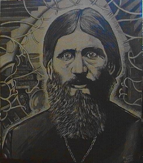 Sergey Zhukov. Rasputin