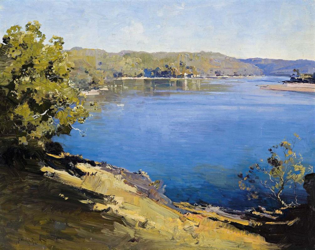 Пенли  Бойд. Река Хоксбери