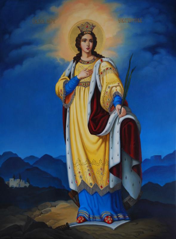 Юрий Бодак. Св.Великомученица Екатерина