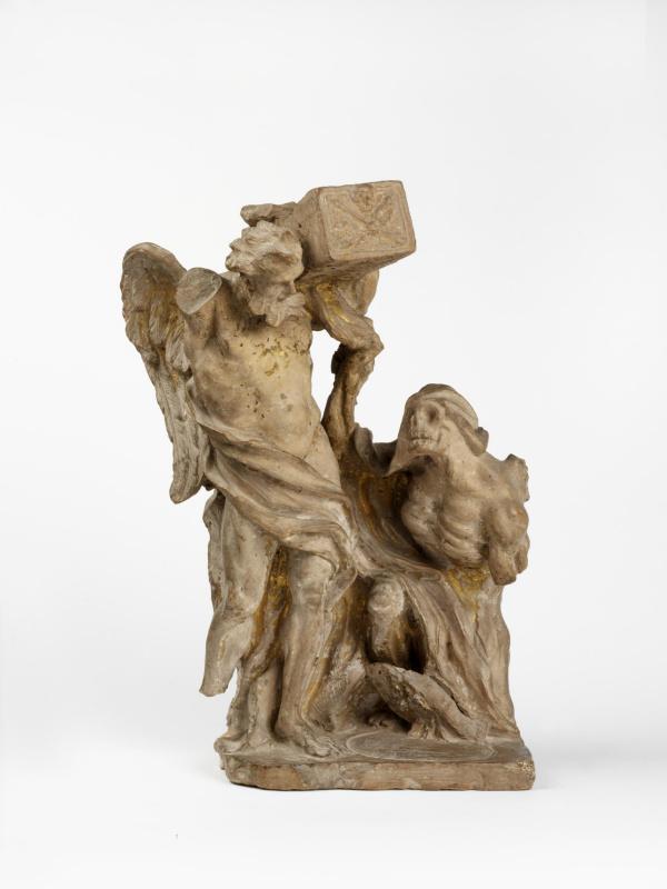Gian Lorenzo Bernini. Time and Death