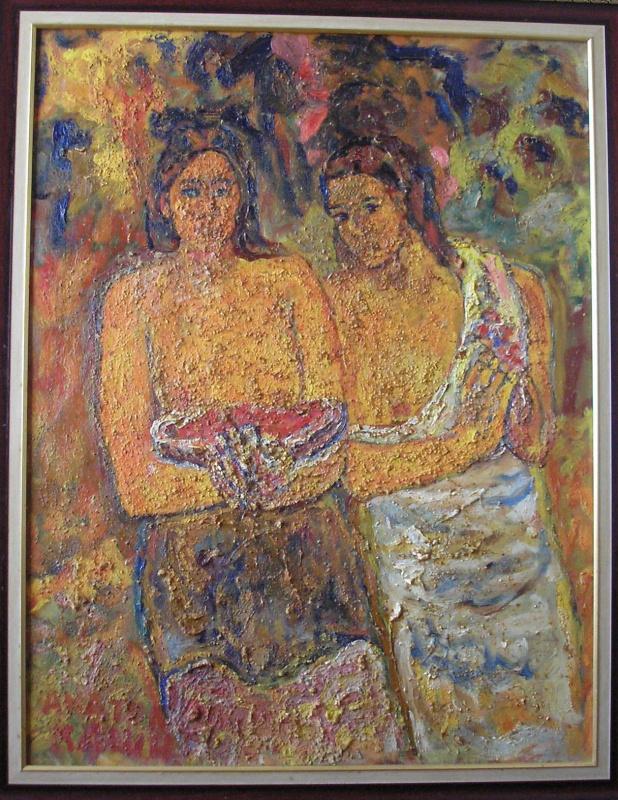 Две таитянки