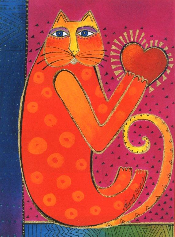 Лорел Берч. Фантастические коты, Сентябрь 2002