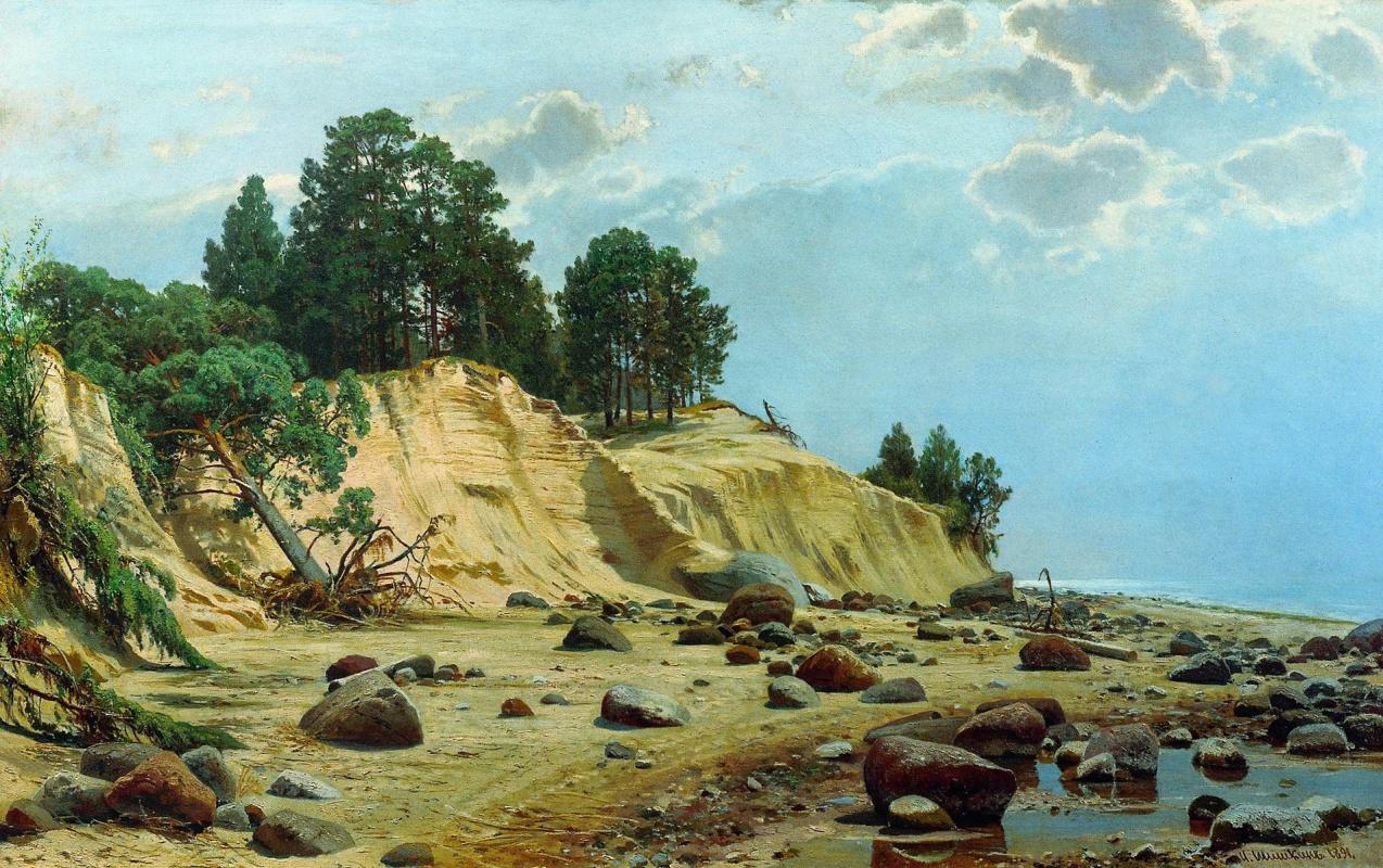 Иван Иванович Шишкин. После бури. Мери-Хови